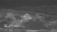Cận cảnh Bình Nhưỡng cho nổ tung văn phòng liên lạc liên Triều