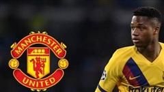 MU gây choáng Ansu Fati, Man City lấy sao Real Madrid