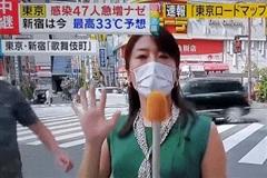 Người đàn ông lạ tấn công nữ phóng viên khi đang lên sóng khiến khán giả hoảng hốt