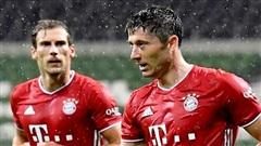 Bayern lập kỷ lục khi 8 lần vô địch Bundesliga