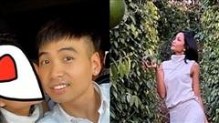 Hoa hậu H'Hen Niê và bạn trai vướng tin đồn chia tay