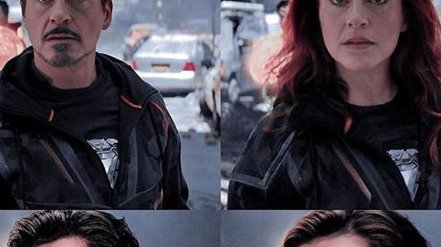 Khi dàn sao Marvel bị đổi giới tính: Người hóa đại mỹ nhân, kẻ trở thành thảm họa