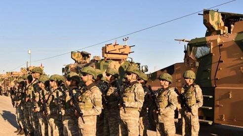 Sau Libya, Thổ Nhĩ Kỳ 'vươn tay' sang Iraq, triển khai lực lượng đặc nhiệm chống phiến quân người Kurd