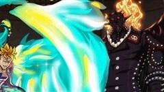 One Piece: Phân tích trận chiến giữa Marco và King cho thấy phần trăm chiến thắng sẽ thuộc về Phượng Hoàng?