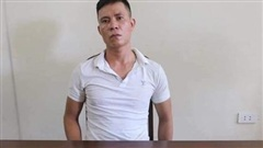 Hà Tĩnh: Bắt quả tang đối tượng vận chuyển 2kg ma túy đá