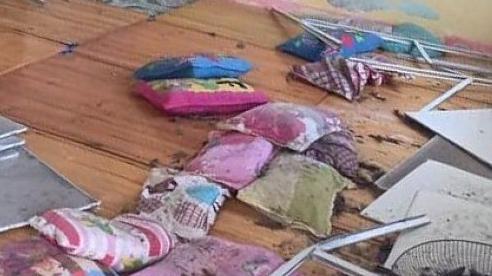 4 trẻ mầm non bị thương sau động đất ở Lai Châu