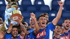 Ronaldo tịt ngòi, Juventus gục ngã ở chung kết Coppa Italia