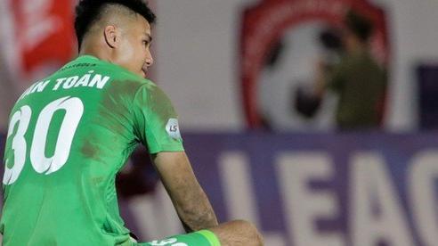 Thủ môn U23 Việt Nam được yêu cầu giữ im lặng để tránh vạ miệng sau trận thua đáng tiếc