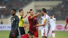 ĐT UAE nhận hung tin, ảnh hưởng nghiêm trọng tới việc chuẩn bị đấu Việt Nam ở Vòng loại World Cup