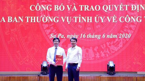 Ông Vương Trinh Quốc làm Chủ tịch UBND thị xã Sapa