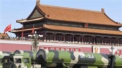 Trung Quốc 'nổi lên' trong cuộc cạnh tranh sức mạnh hạt nhân mới?