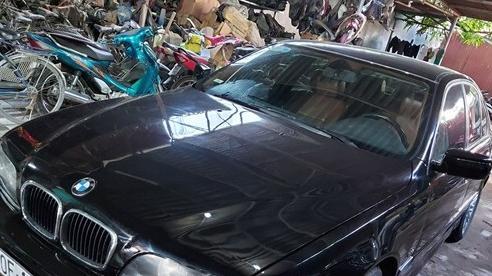 Chủ xe bán BMW 5-Series cũ với nguyện vọng đổi sang xe máy, giá chỉ nhỉnh hơn Honda SH vài chục triệu đồng
