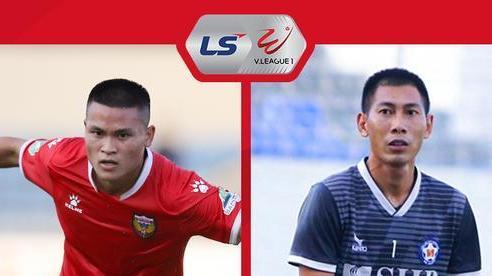Hồng Lĩnh Hà Tĩnh 0-0 SHB Đà Nẵng: Chia điểm tại Hà Tĩnh!