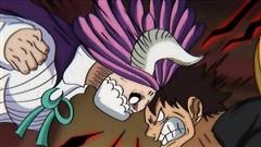 One Piece chapter 983: Luffy và màn 'cụng đầu vào nhau' với Ulti mang đậm phong cách 'trẻ trâu'