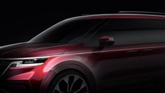 Kia Sedona thế hệ mới lần đầu lộ ảnh chính hãng: Rõ nét Range Rover, thiết kế kích thích hơn hẳn bản cũ