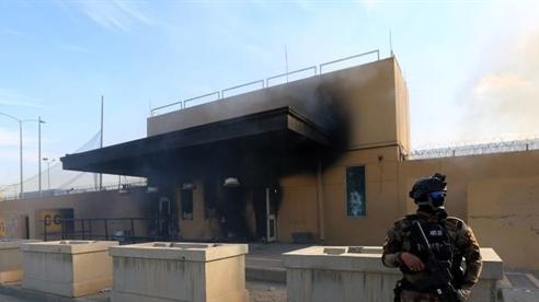 UT đe Mỹ khi nhận trách nhiệm tấn công tại Iraq