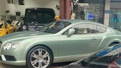 Bentley Continental GT V8 độc nhất Việt Nam với lý lịch khó tin về tay đại gia Sài Gòn