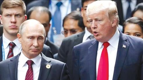 Nga trả lời ông Bolton nói Putin dễ thao túng Trump