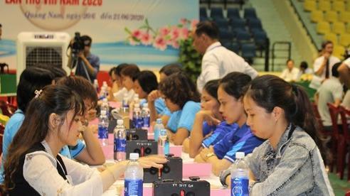 Quảng Nam: Khai mạc giải cờ tướng cấp tỉnh lần thứ 8
