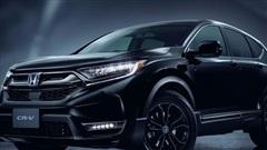Thao thức với Honda CR-V Black Edition đẹp hút hồn