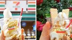Cộng Cà Phê tiếp tục gây sốt tại Hàn Quốc khi bán kem cà phê dừa trong chuỗi cửa hàng tiện lợi 7-Eleven, dân tình thắc mắc: Bao giờ có ở Việt Nam?