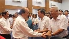 Thủ tướng Nguyễn Xuân Phúc: Hải Phòng có những bước phát triển bứt phá ấn tượng