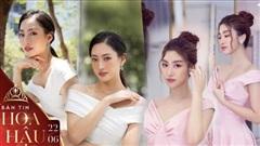 Diện style thanh lịch, Đỗ Mỹ Linh - Lương Thùy Linh xứng danh 'hoa hậu song sinh' nhan sắc vạn người mê