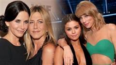 Khi mỹ nhân Hollywood hẹn hò người yêu cũ của bạn thân: Selena Gomez vẫn giữ được tình chị em thân thiết, Jennifer Aniston và Courteney Cox từng 'nghỉ chơi' nhau
