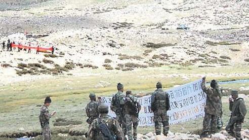 Báo Ấn Độ: Binh lính Trung Quốc bị đánh bật khỏi tiền đồn