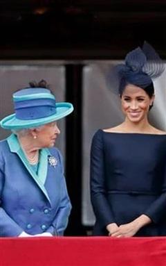 Vì sao Kate và Meghan luôn chọn trang phục kém nổi bật hơn Nữ hoàng?