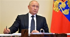 Ông Putin tính khả năng tiếp tục tranh cử Tổng thống Nga