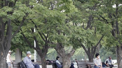Số ca nhiễm COVID-19 tại Hàn Quốc suy giảm