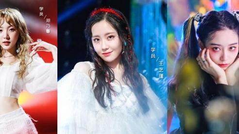 Những lần tương tác của Đinh Vũ Hề - Trịnh Nãi Hinh (Nene) khiến khản giả phải 'gào thét' trên sân khấu 'Sáng tạo doanh 2020'
