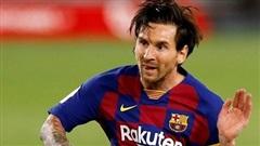 Barca mời Messi ký đến năm 2023, không tăng lương