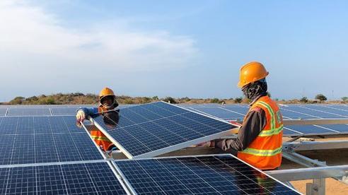 T&T Group của Bầu Hiển khánh thành Nhà máy điện mặt trời 1.000 tỷ đồng tại Ninh Thuận