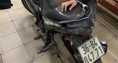 Trộm xe ở Bình Dương bị bắt ở Đồng Nai
