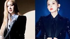 Vượt mặt mỹ nhân Tân Cương, Rosé BlackPink chính thức trở thành đại sứ toàn cầu cho Saint Laurent