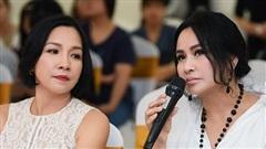 Thanh Lam, Mỹ Linh: 'Chú Phó Đức Phương bệnh nặng nhưng lạc quan'