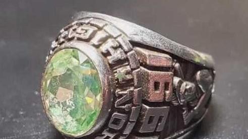 Hi hữu: Tìm lại nhẫn kim cương đắt giá sau 30 năm mất tích