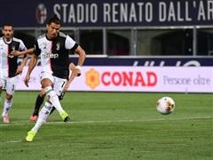 Kết quả: Ronaldo giúp Juve giành 3 điểm, AC Milan thắng đậm