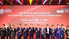 Phát Đạt 'bắt tay' Danh Khôi tăng nguồn cung BĐS cao cấp ở Bình Dương