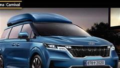 Xem trước Kia Sedona thế hệ mới: Đậm chất SUV, khó làm người dùng thất vọng