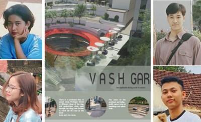 Sinh viên Đại học Đà Nẵng đoạt giải Á quân Cuộc thi thiết kế kiến trúc cảnh quan quốc tế