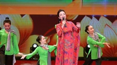 Ca sĩ Tân Nhàn: Tôi tự hào khi thế giới đánh giá Việt Nam với hai từ 'phi thường'