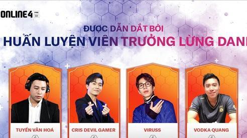 Cris Devil Gamer, VirusS, Văn Toàn, Tiến Linh pha trò cực hài hước tại 'Đại Chiến Sao Việt''