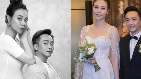 Đàm Thu Trang khoe bụng bầu to sau 1 năm về chung nhà với Cường Đô La