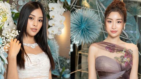 Lệ Quyên 'hack tuổi' bên dàn Hoa hậu Việt Nam, Tiểu Vy - Đỗ Mỹ Linh ngày càng gợi cảm sắc sảo