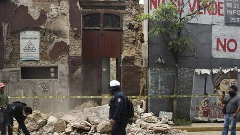 Mexico cảnh báo sóng thần sau trận động đất làm rung chuyển toàn lãnh thổ phía Nam