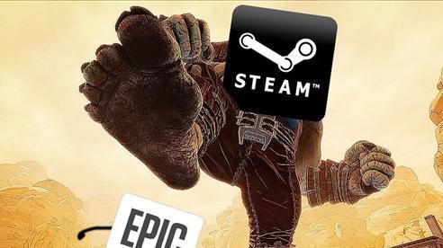 Miễn phí cả GTA V lẫn ARK, Epic Games Store vẫn là 'muỗi' khi so với Steam