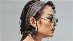 Nữ chính MV Sơn Tùng làm model cho NTK Xuân Lê